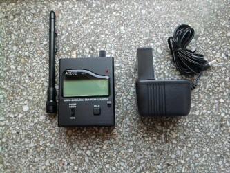 Wykrywacz podsłuchów i sygnału GSM