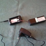Lokalizator GPS -ładowanie akumulatora