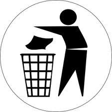 dowody zdrady tkwią w śmieciach